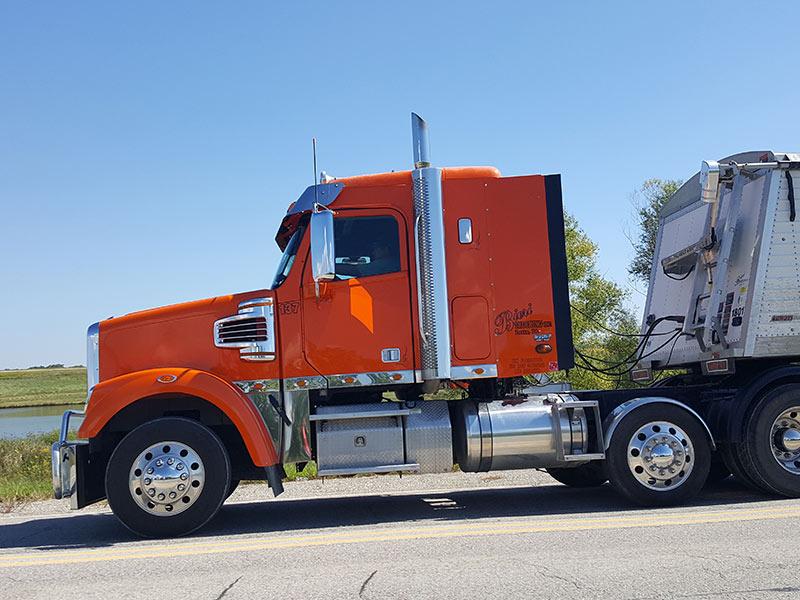 Owner/Operator Jobs | Iowa Trucking Company | Bieri Trucking